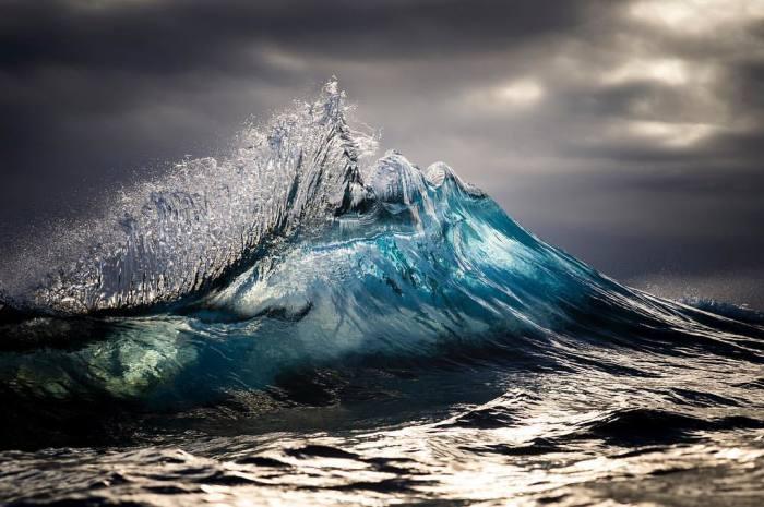 Работы австралийского фотографа Рэя Коллинза (Ray Collins) затаив дыхание with bated breath