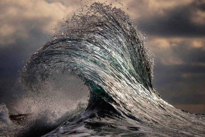 Работы австралийского фотографа Рэя Коллинза (Ray Collins) всплеск splash