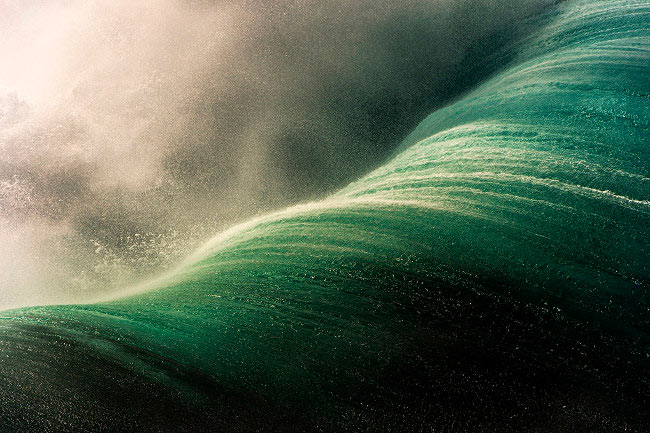 Работы австралийского фотографа Рэя Коллинза (Ray Collins) конвекция convection