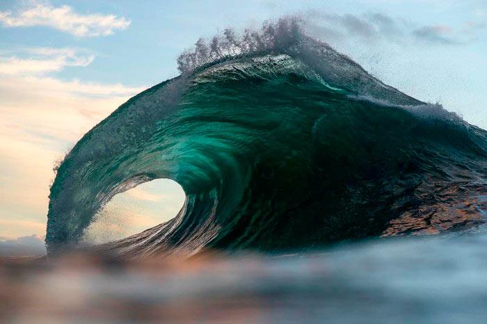 Работы австралийского фотографа Рэя Коллинза (Ray Collins) изумрудный гребень emerald comb