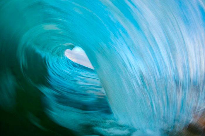 Работы австралийского фотографа Рэя Коллинза (Ray Collins) гавайское сердце hawaiian heart