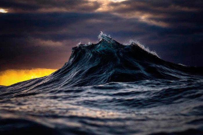 Работы австралийского фотографа Рэя Коллинза (Ray Collins) привет человечество hello humanity