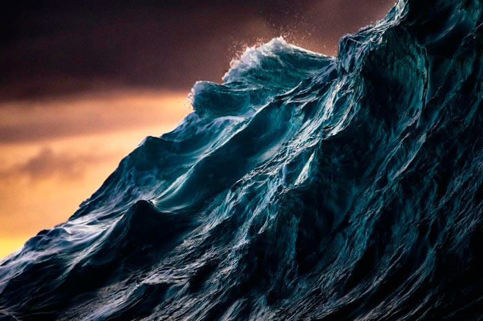 Работы австралийского фотографа Рэя Коллинза (Ray Collins) на закате дня at sunset
