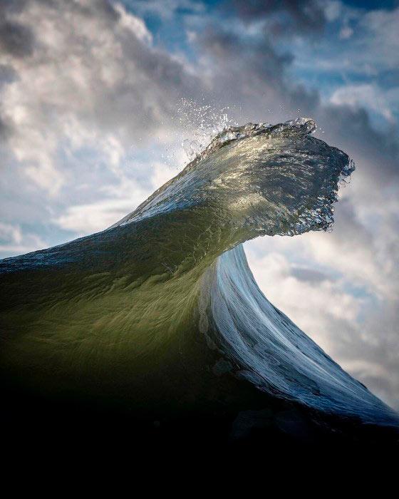 Работы австралийского фотографа Рэя Коллинза (Ray Collins) уникальный изгиб unique bending