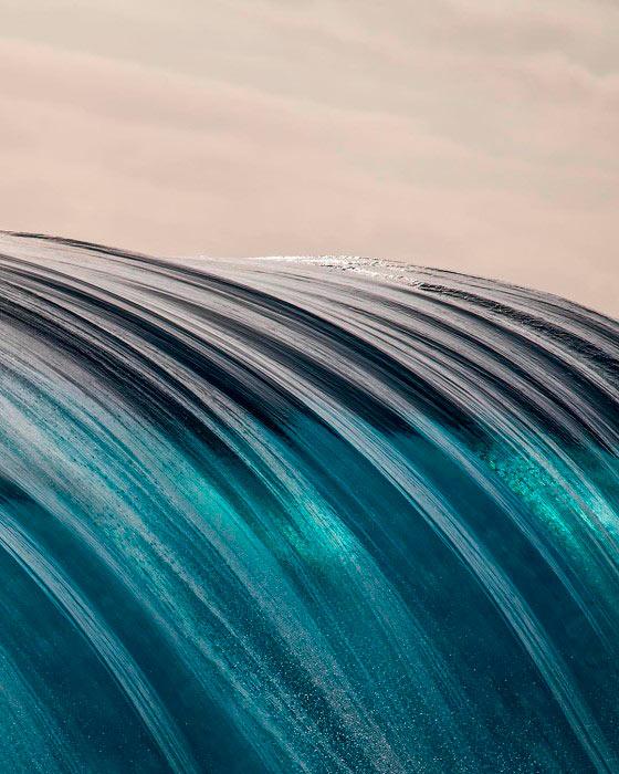 Работы австралийского фотографа Рэя Коллинза (Ray Collins) волна wave