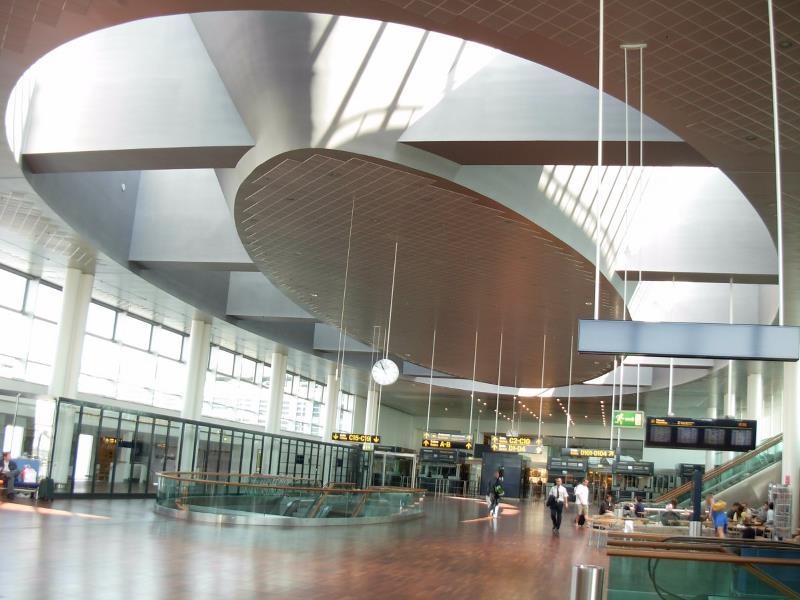Аэропорт Копенгагена (CPH)