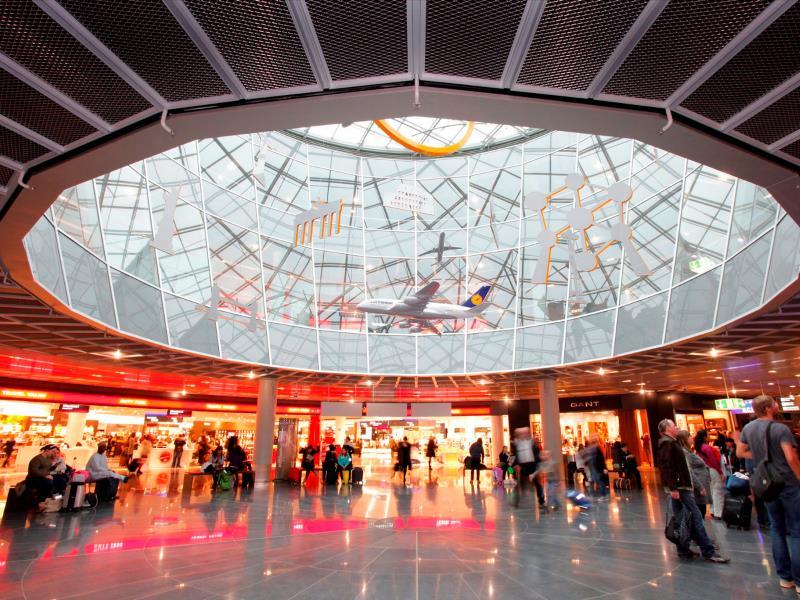 Аэропорт Франкфурта (FRA)