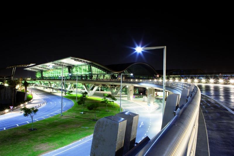 Международный аэропорт Хамад (DOH)
