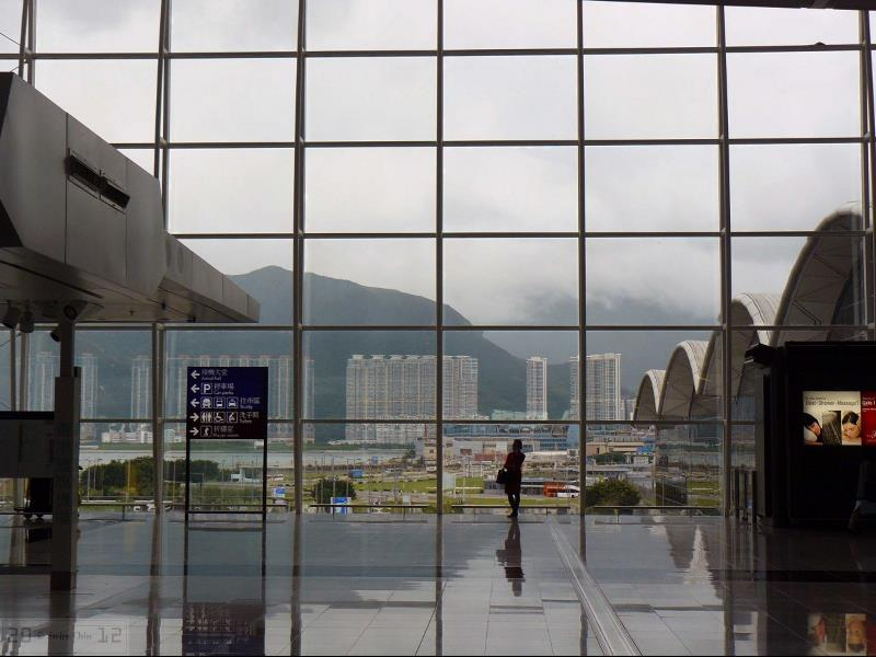 Международный аэропорт Гонконга (HKG)