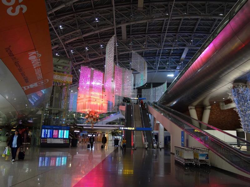 Международный аэропорт Инчхон (ICN)