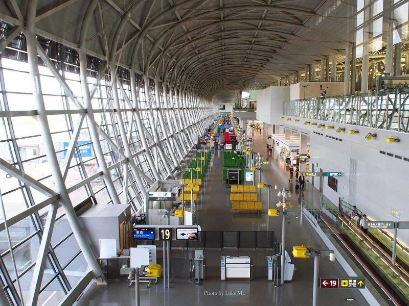 Международный аэропорт Кансай (KIX)