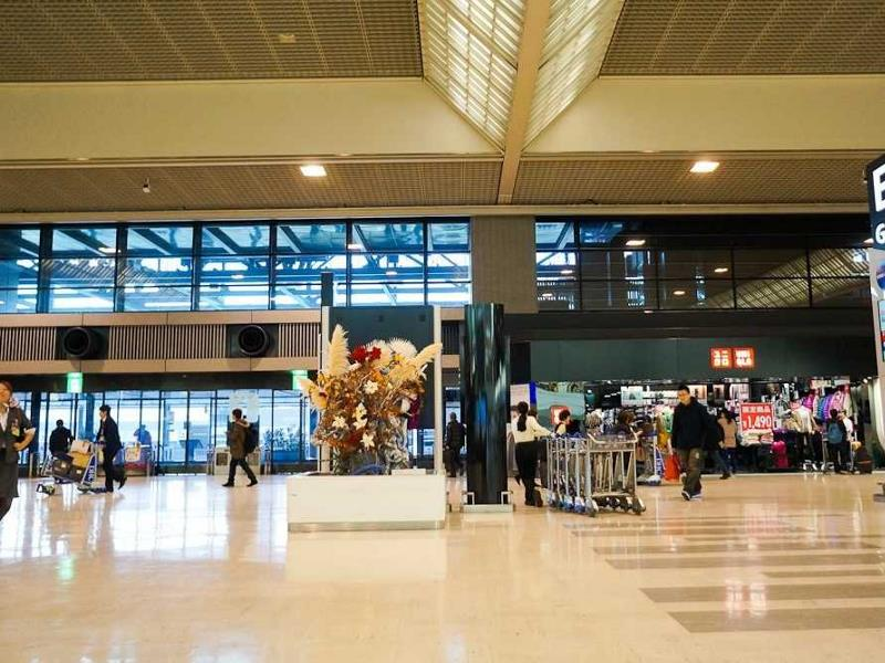 Международный аэропорт Токио Нарита (NRT)