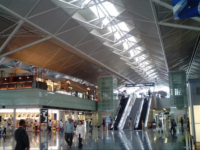 Международный аэропорт Тюбу, Япония (NGO)