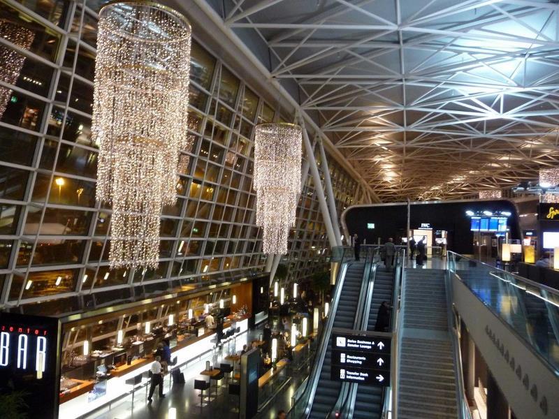 Аэропорт Цюриха (ZRH)