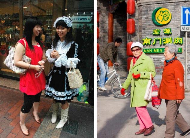 привычки помогают китаянкам сохранять молодость