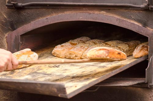 домашний хлеб чиабатта подготовка