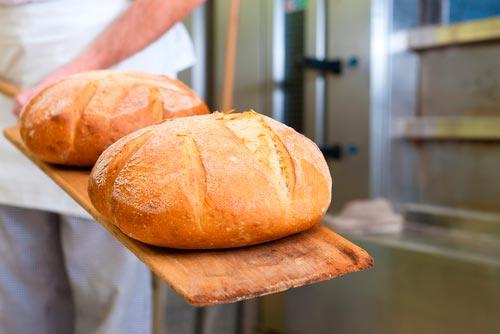 домашний хлеб по-нормандски