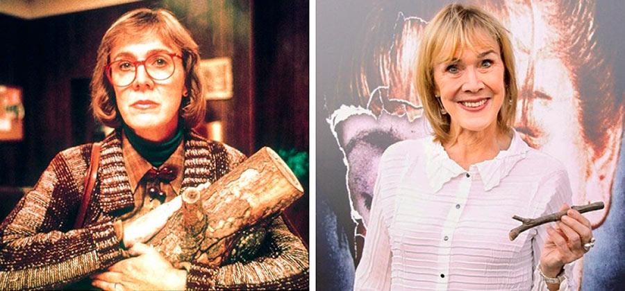 Герои сериала «Твин Пикс» четверть века спустя   Кэтрин Коулсон catherine coulson