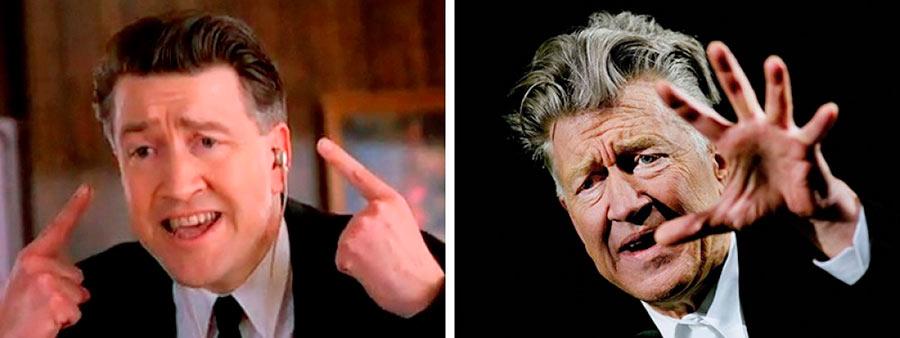 Герои сериала «Твин Пикс» четверть века спустя   Дэвид Линч david lynch