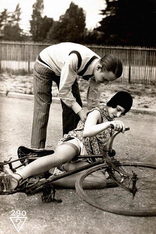 Эротические открытки из «ревущих двадцатых» erotical photo
