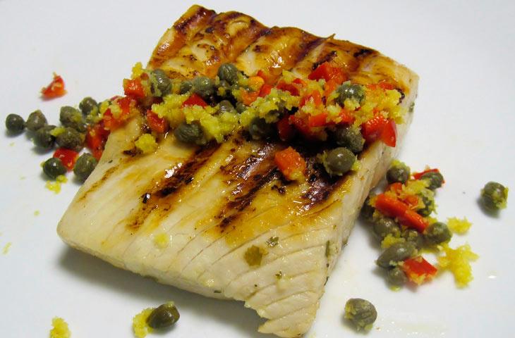 Десять продуктов, которые помогут похудеть рыба fish