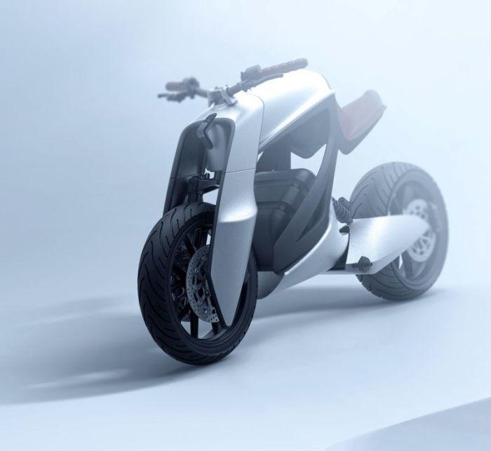 компактный мотоцикл