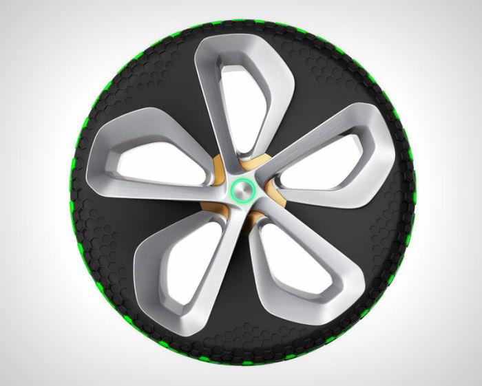 колеса будущего