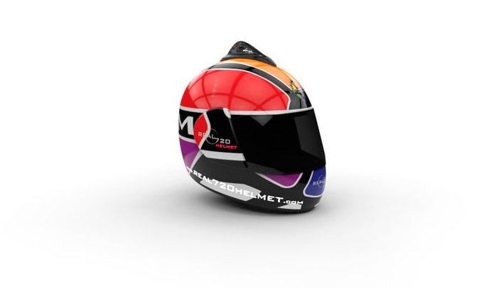 шлем всестороннего обзора