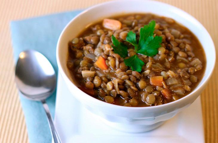 Десять продуктов, которые помогут похудеть чечевица lentils