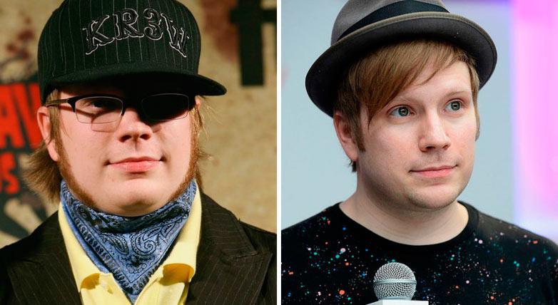 знаменитые мальчики-эмо Патрик Стамп, группа Fall Out Boy patrick stump fall out boy