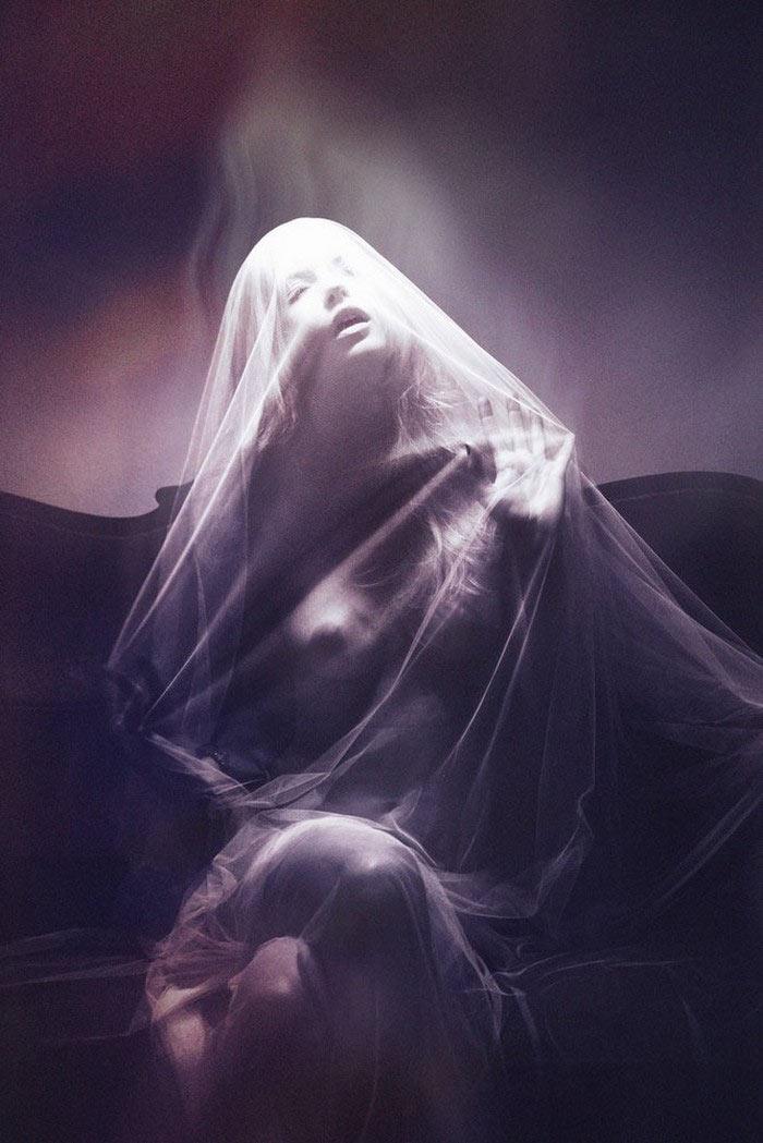 Изящные фэшн-фотографии Оливера Сталманса