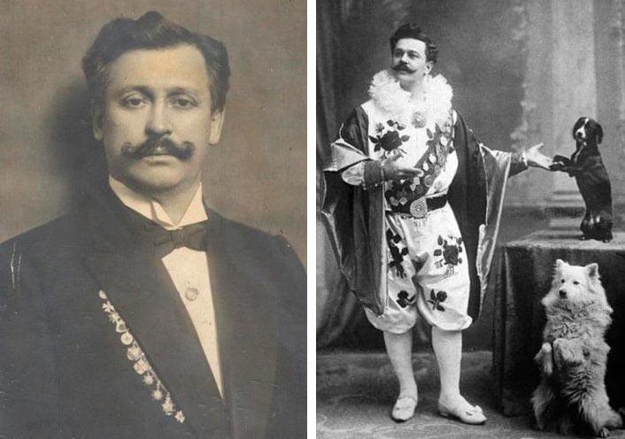 «Король шутов» Анатолий Дуров основатель цирковой династии anatoly durov