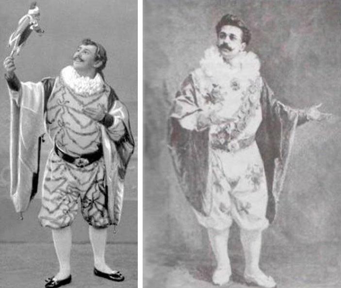 «Король шутов» Анатолий Дуров основатель цирковой династии на арене цирка anatoly durov