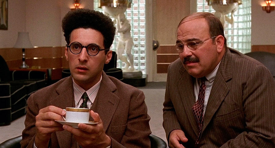 12 фильмов братьев Коэн стоит посмотреть Бартон Финк / Barton Fink
