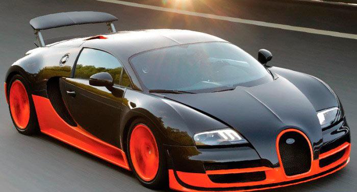 Самые дорогие автомобили bugatti veyron