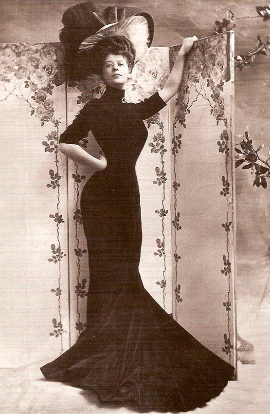 красивые женщины эпохи короля Эдуарда Камилла Антуанетта Клиффорд camilla antoinette clifford