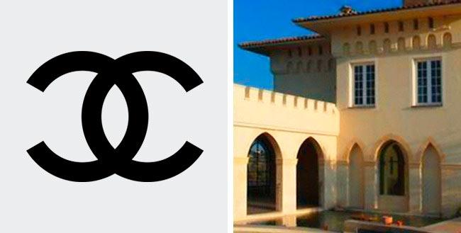 Символы, спрятанные в известных логотипах Chanel