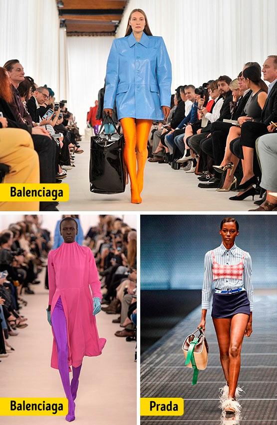 Chanel Louis Vuitton Céline Dolce&Gabanna Prada Christian Dior ткани мода combination