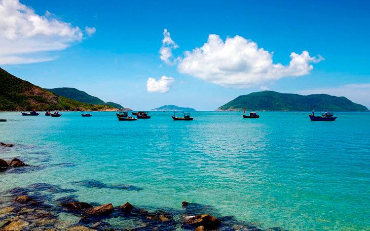 13 мест с самой красивой водой на планете Остров Кон-Сон Вьетнам