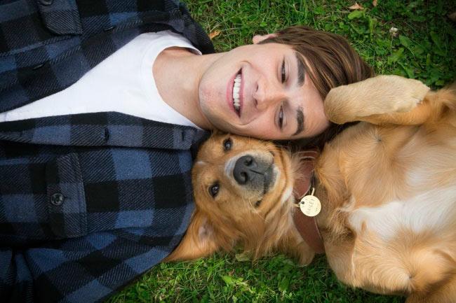 13 фильмов с привкусом комедии для нескучных выходных Собачья жизнь Dog's Purpose