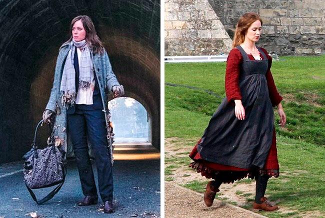 актрисы, сыграли свои лучшие роли, будучи беременными Эмили Блант — «Девушка в поезде» и «Чем дальше в лес...