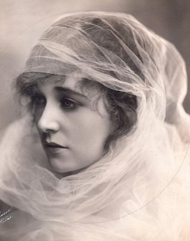 красивые женщины эпохи короля Эдуарда Этель Клейтон ethel clayton