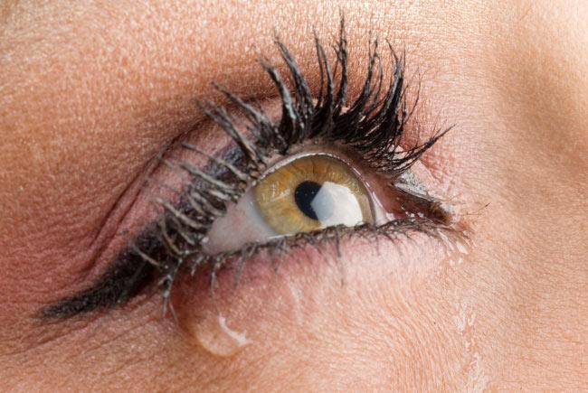 Непроизвольные слезы