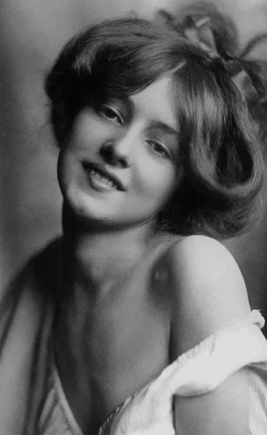 красивые женщины эпохи короля Эдуарда Флоренс Эвелин Несбит florence evelyn nesbit