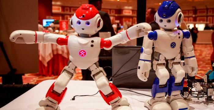 гаджеты для контроля своего организма Alpha 2 Robot gatgets