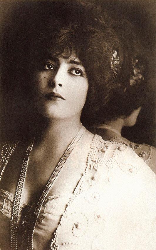 красивые женщины эпохи короля Эдуарда Женевьев Лантельм geneviève lantelme