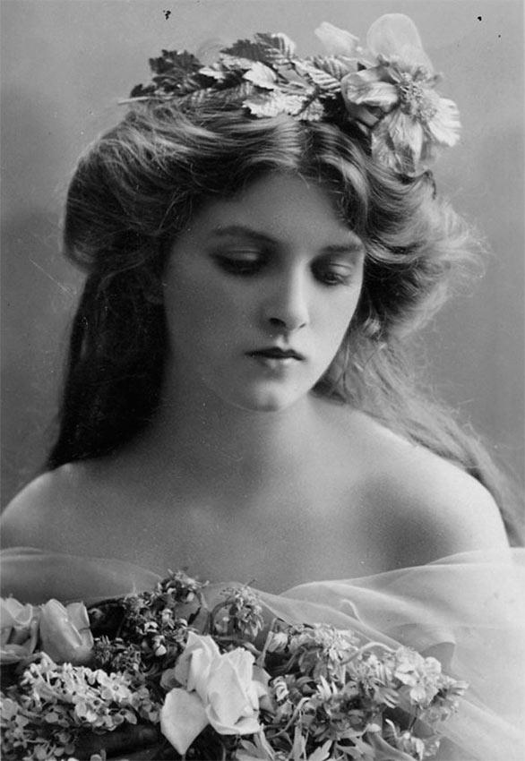 красивые женщины эпохи короля Эдуарда глэдис купер gladys cooper
