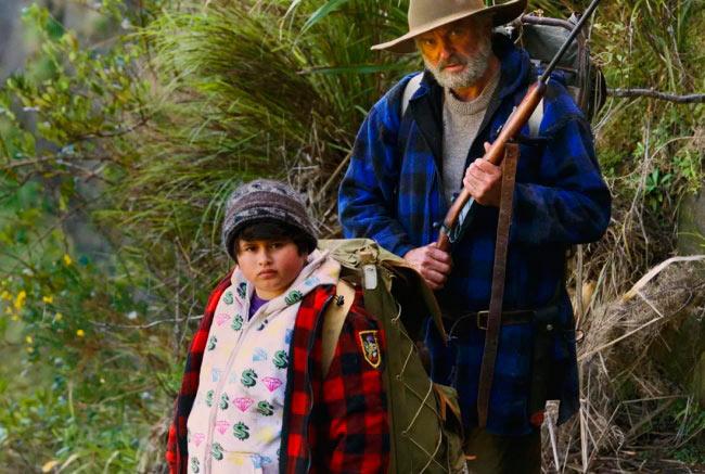13 фильмов с привкусом комедии для нескучных выходных Охота на дикарей Hunt for the Wilderpeople
