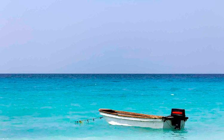 13 мест с самой красивой водой на планете Ислас-дель-Росарио Колумбия iIslas corales rosario