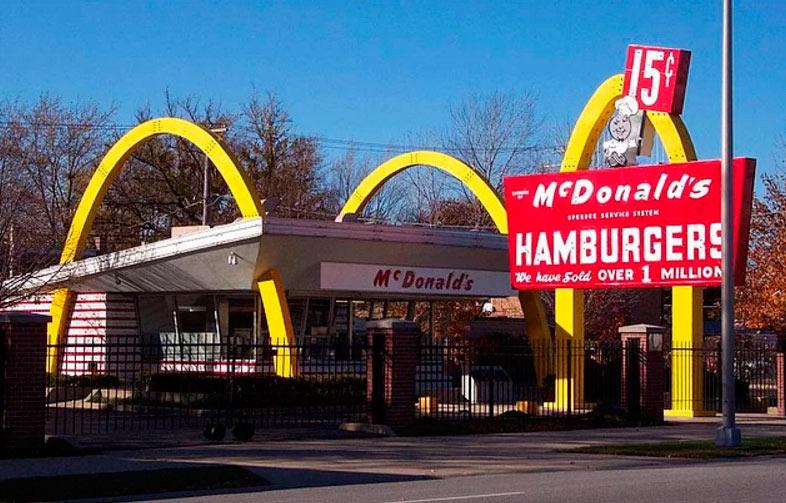 15 интересных фактов ресторан McDonald's
